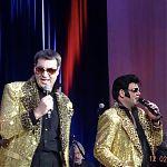"""Elvis Brothers"" mit Dr. Markus Söder"